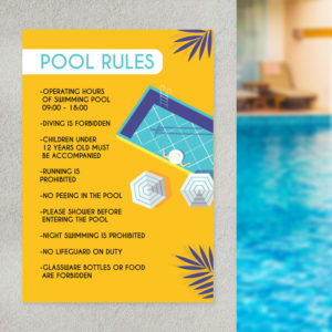 Pool rules 10