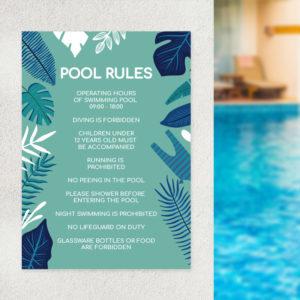 Pool rules 11