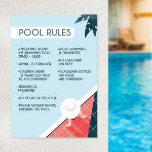 Pool rules 12