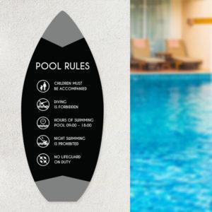 Pool rules 13